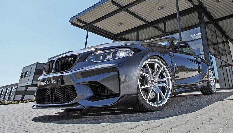 Lightweight Performance nabízí vlastní BMW M2 Cabrio: - fotka 14