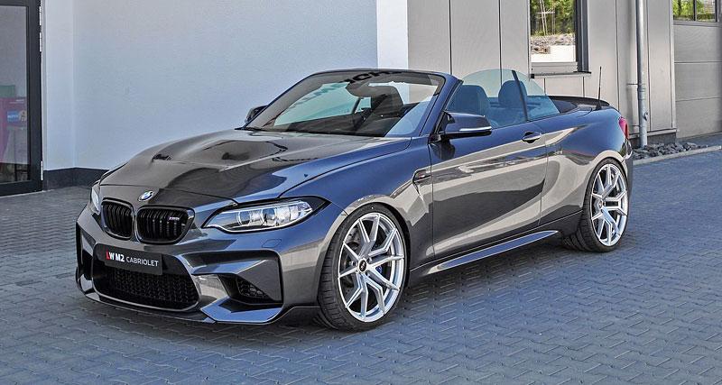 Lightweight Performance nabízí vlastní BMW M2 Cabrio: - fotka 15