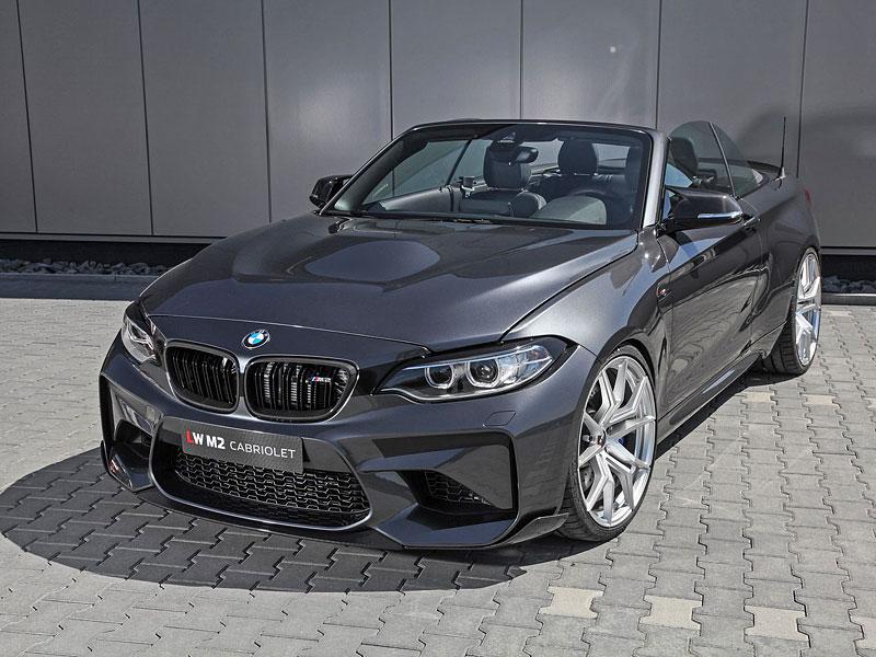 Lightweight Performance nabízí vlastní BMW M2 Cabrio: - fotka 17