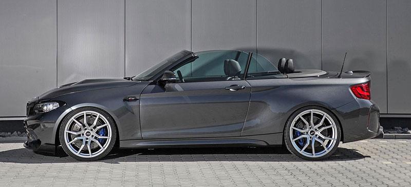 Lightweight Performance nabízí vlastní BMW M2 Cabrio: - fotka 18