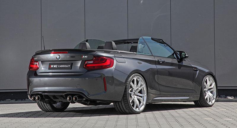 Lightweight Performance nabízí vlastní BMW M2 Cabrio: - fotka 19