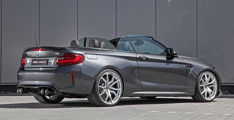Lightweight Performance nabízí vlastní BMW M2 Cabrio: - fotka 20