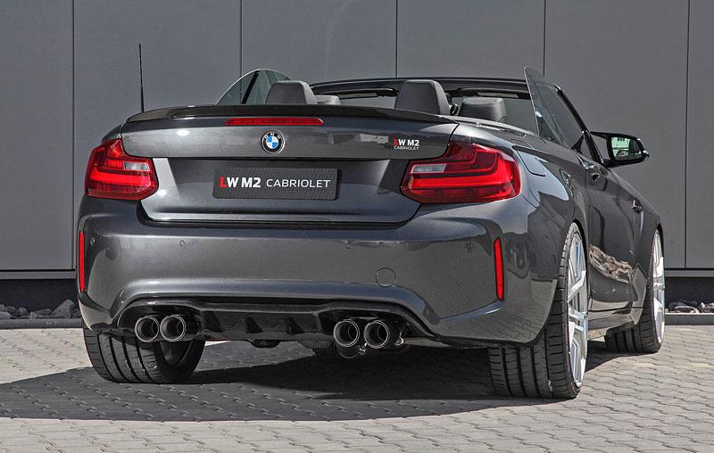 Lightweight Performance nabízí vlastní BMW M2 Cabrio: - fotka 21