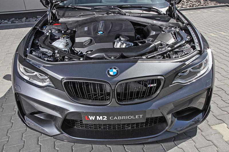 Lightweight Performance nabízí vlastní BMW M2 Cabrio: - fotka 22