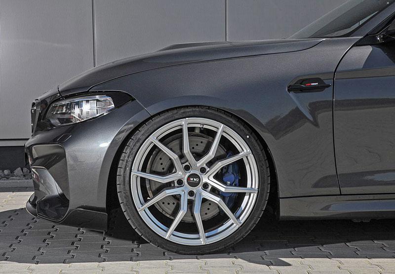 Lightweight Performance nabízí vlastní BMW M2 Cabrio: - fotka 23