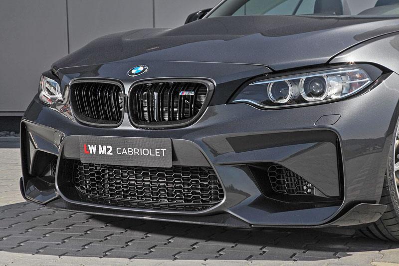 Lightweight Performance nabízí vlastní BMW M2 Cabrio: - fotka 27