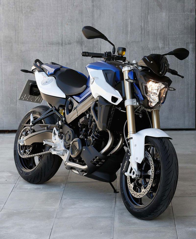 Motocyklové novinky z výstavy EICMA (2. díl): - fotka 32