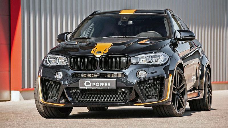 G-Power proměňuje BMW X6 M v Typhoon: - fotka 1