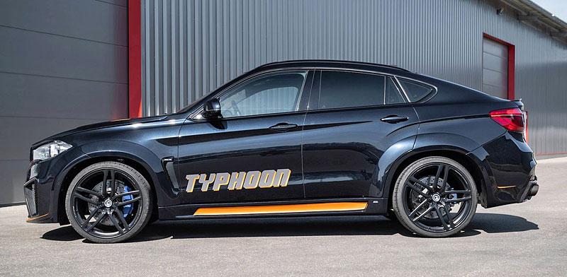G-Power proměňuje BMW X6 M v Typhoon: - fotka 5
