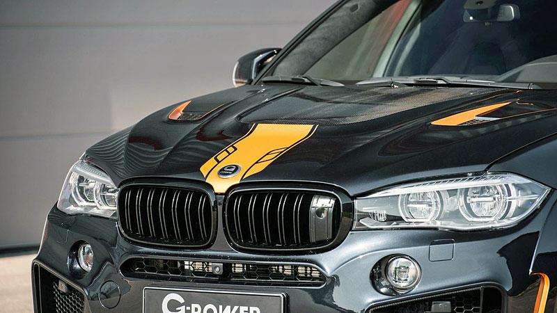 G-Power proměňuje BMW X6 M v Typhoon: - fotka 8