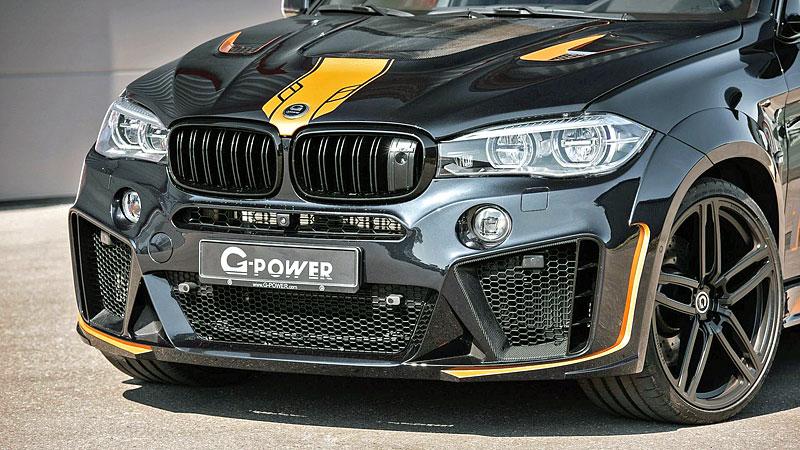 G-Power proměňuje BMW X6 M v Typhoon: - fotka 9
