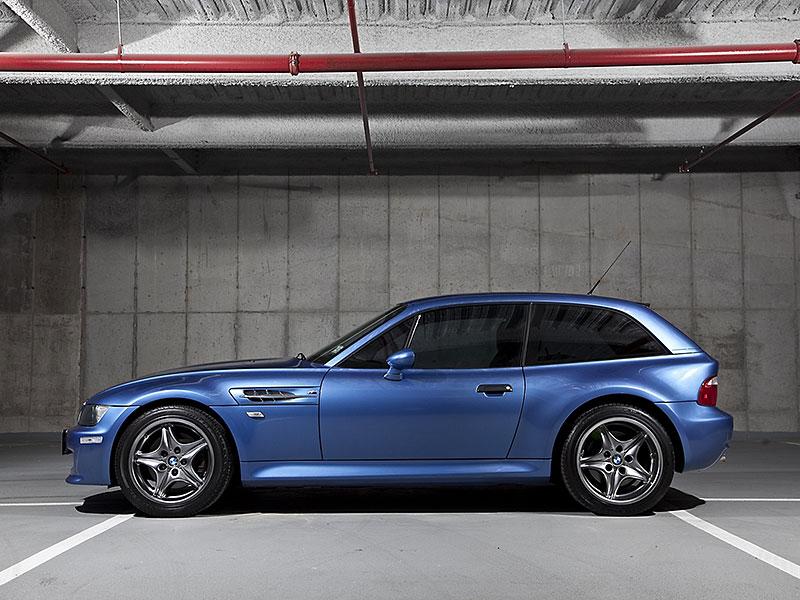 """Chybělo málo a BMW Z3 Coupé nikdy nevzniklo. Legendární """"botu"""" prosadila divize M: - fotka 11"""