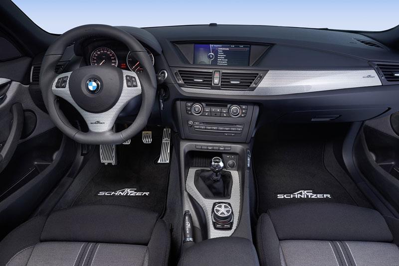 BMW X1: kompletní tuning od AC Schnitzer: - fotka 1