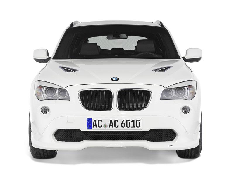 BMW X1: kompletní tuning od AC Schnitzer: - fotka 3