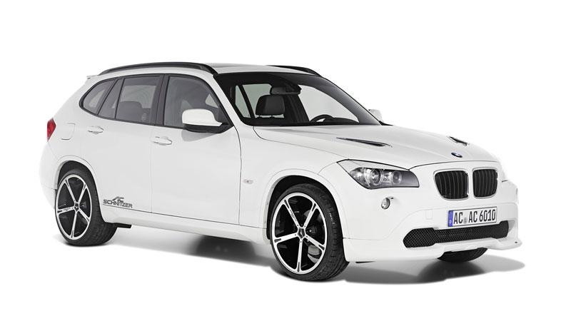 BMW X1: kompletní tuning od AC Schnitzer: - fotka 4