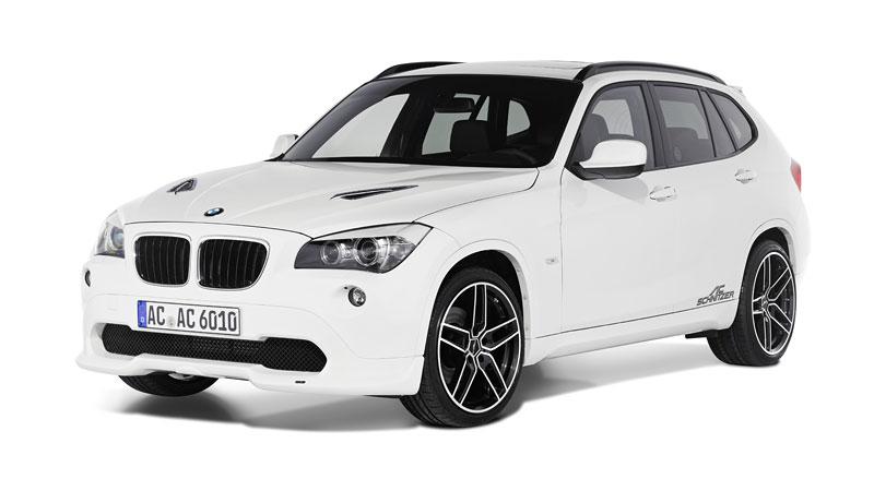 BMW X1: kompletní tuning od AC Schnitzer: - fotka 5