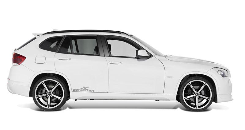 BMW X1: kompletní tuning od AC Schnitzer: - fotka 6