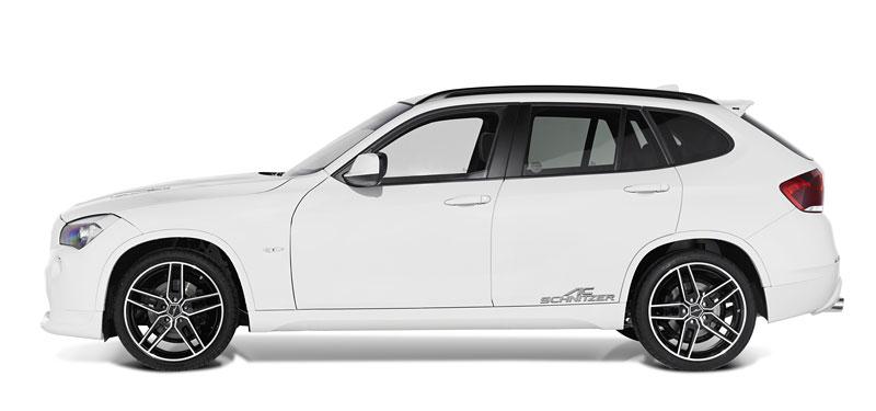 BMW X1: kompletní tuning od AC Schnitzer: - fotka 7