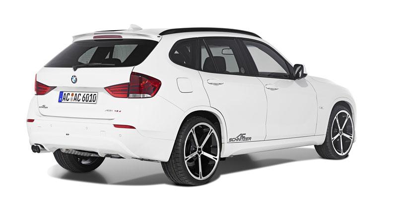 BMW X1: kompletní tuning od AC Schnitzer: - fotka 8