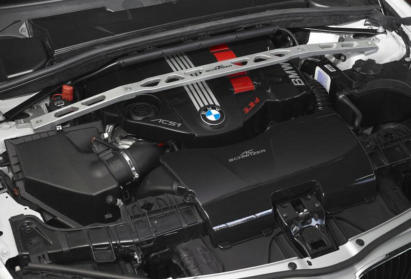 BMW X1: kompletní tuning od AC Schnitzer: - fotka 10