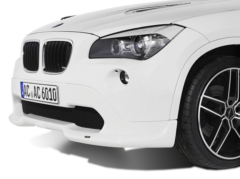 BMW X1: kompletní tuning od AC Schnitzer: - fotka 12