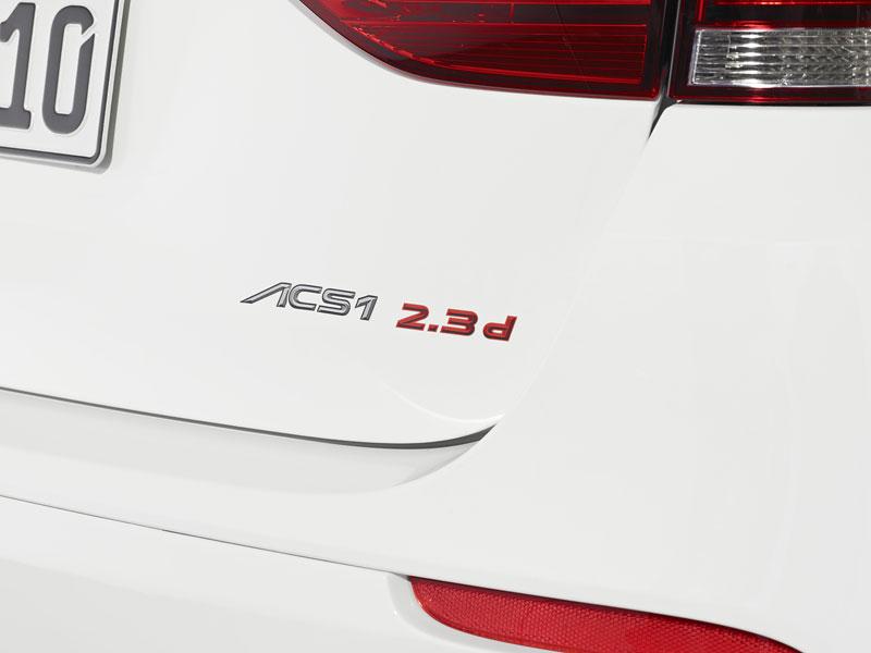 BMW X1: kompletní tuning od AC Schnitzer: - fotka 13