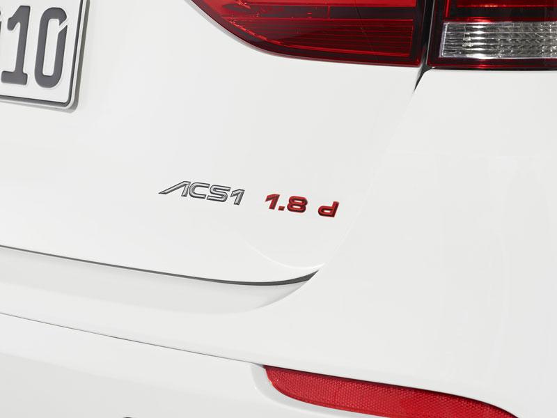 BMW X1: kompletní tuning od AC Schnitzer: - fotka 14
