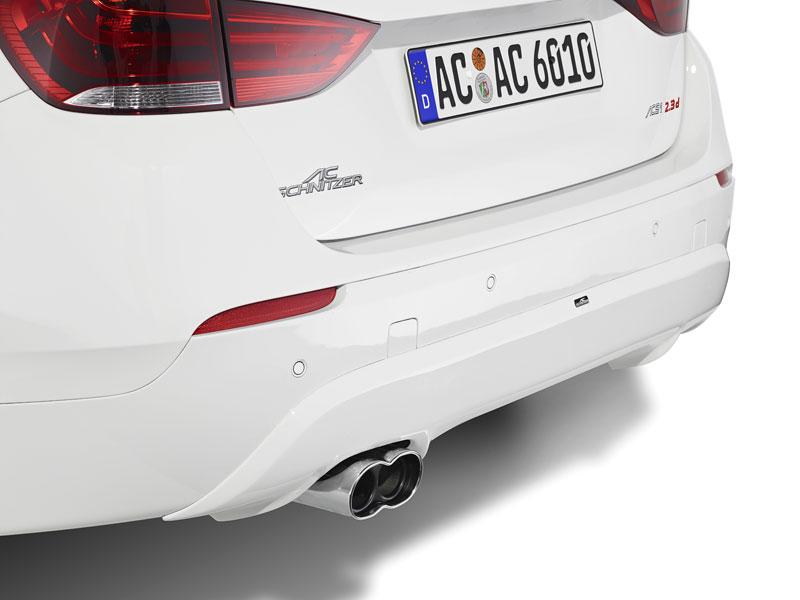 BMW X1: kompletní tuning od AC Schnitzer: - fotka 16
