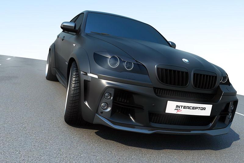 BMW X6 Interceptor: ruský tuning pro německé SAV: - fotka 1