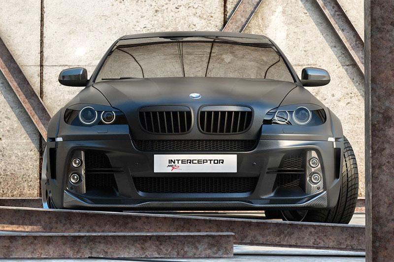 BMW X6 Interceptor: ruský tuning pro německé SAV: - fotka 2