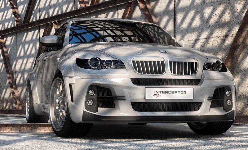 BMW X6 Interceptor: ruský tuning pro německé SAV: - fotka 3