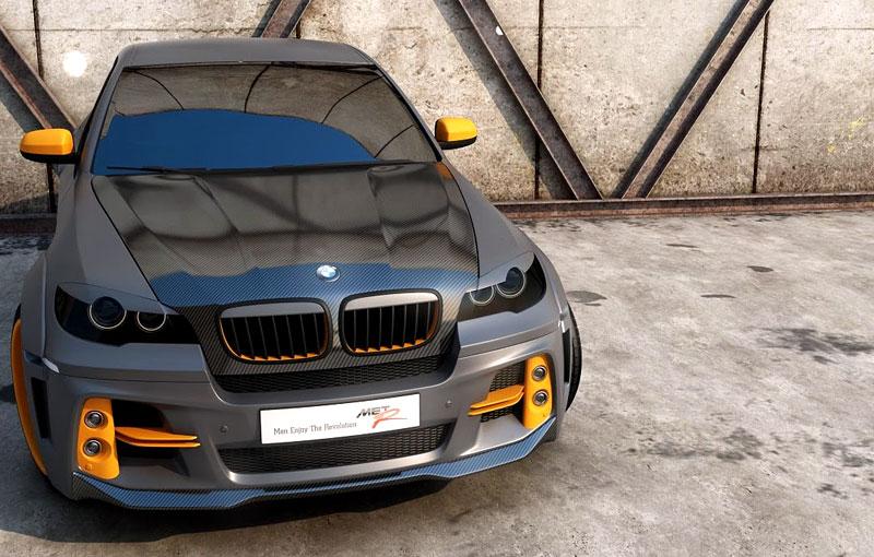 BMW X6 Interceptor: ruský tuning pro německé SAV: - fotka 4