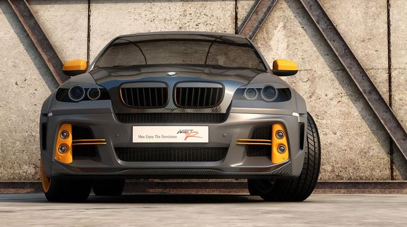 BMW X6 Interceptor: ruský tuning pro německé SAV: - fotka 5
