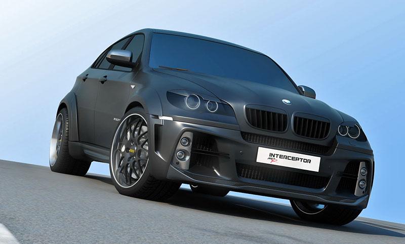 BMW X6 Interceptor: ruský tuning pro německé SAV: - fotka 6