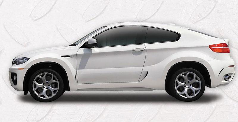 BMW X6: dvoudveřové kupé od ArmorTech: - fotka 3