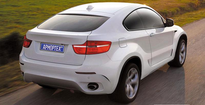 BMW X6: dvoudveřové kupé od ArmorTech: - fotka 5