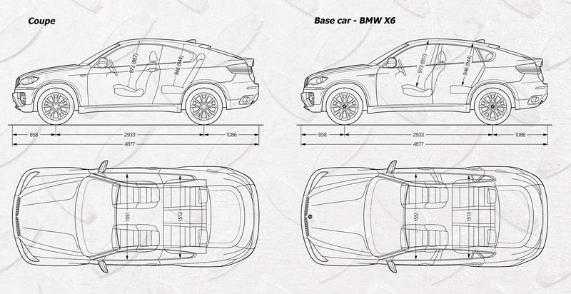 BMW X6: dvoudveřové kupé od ArmorTech: - fotka 7