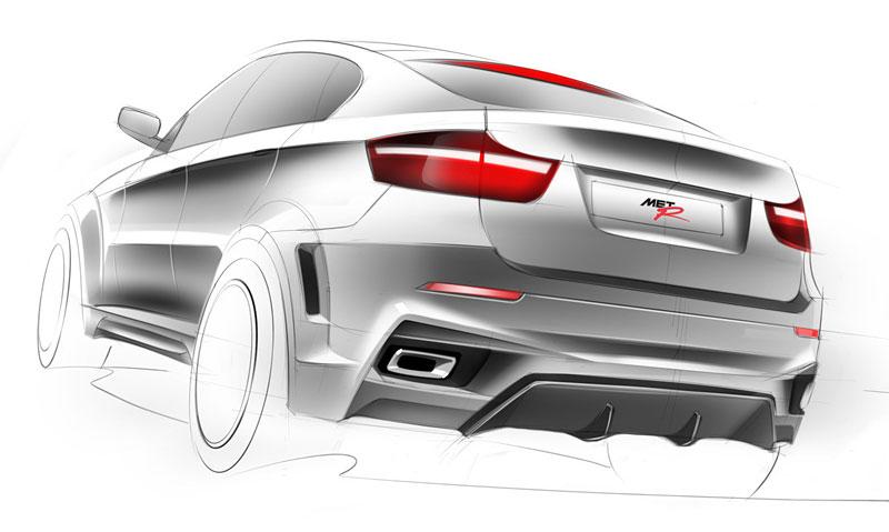 BMW X6 Interceptor: ruský tuning pro německé SAV: - fotka 19