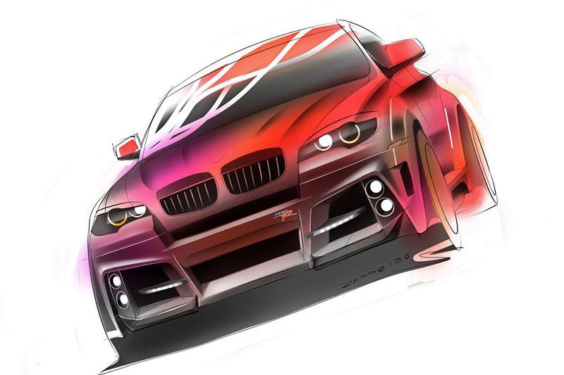 BMW X6 Interceptor: ruský tuning pro německé SAV: - fotka 21