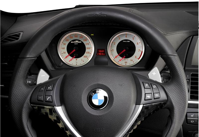BMW X6 M: AC Schnitzer se zaměřil na design: - fotka 1