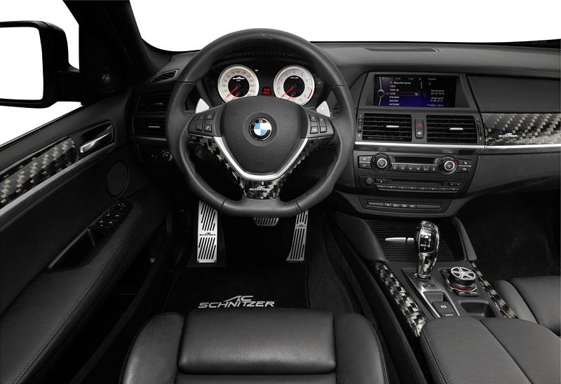 BMW X6 M: AC Schnitzer se zaměřil na design: - fotka 2