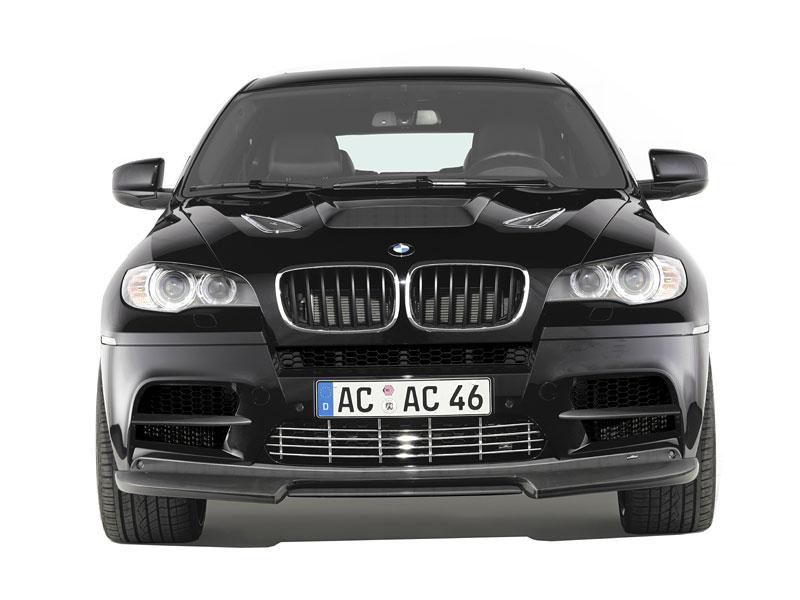 BMW X6 M: AC Schnitzer se zaměřil na design: - fotka 4