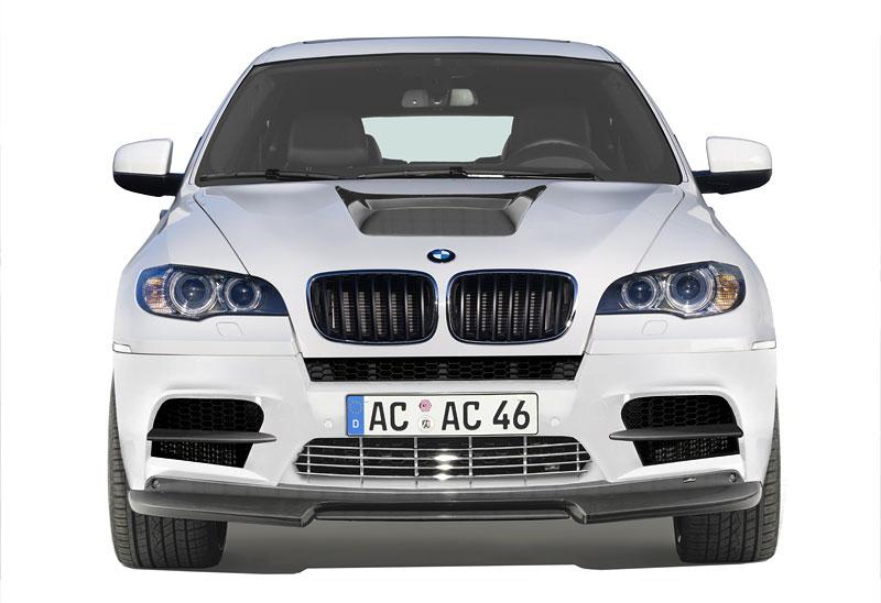 BMW X6 M: AC Schnitzer se zaměřil na design: - fotka 5