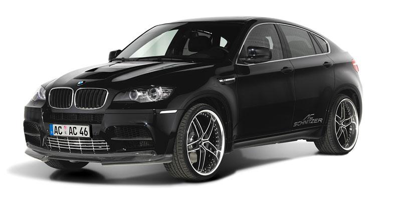 BMW X6 M: AC Schnitzer se zaměřil na design: - fotka 6