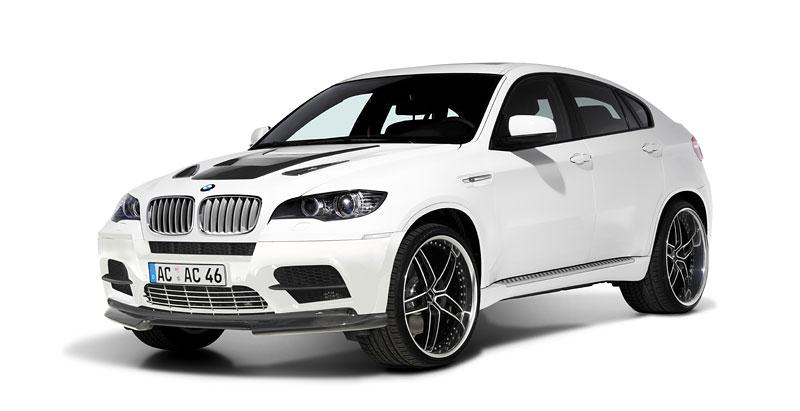 BMW X6 M: AC Schnitzer se zaměřil na design: - fotka 7