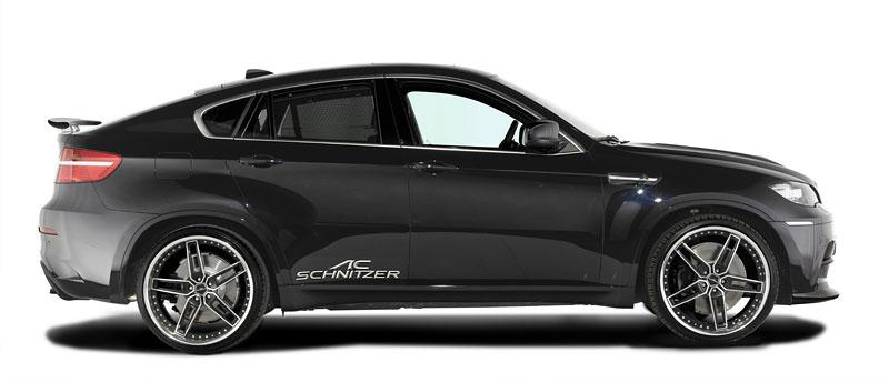 BMW X6 M: AC Schnitzer se zaměřil na design: - fotka 8