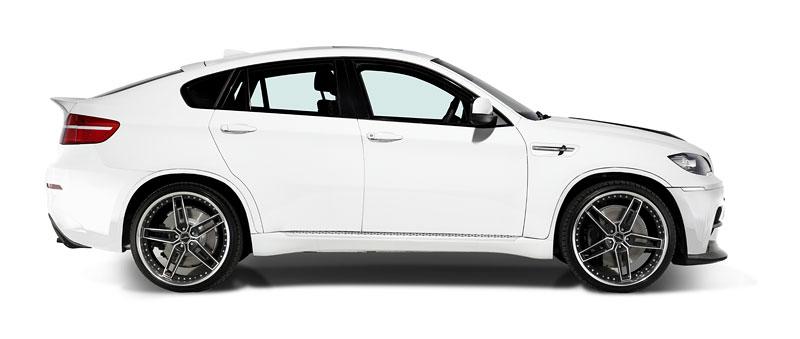 BMW X6 M: AC Schnitzer se zaměřil na design: - fotka 9