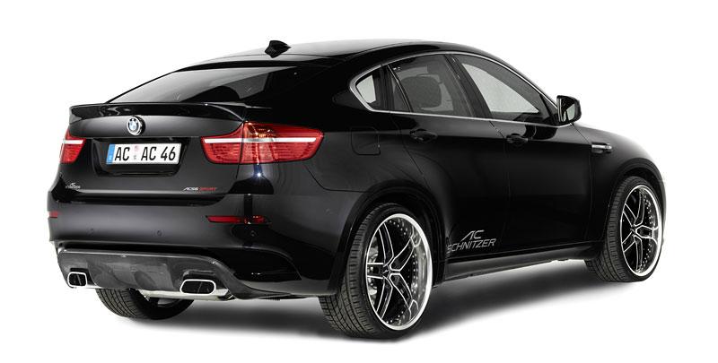 BMW X6 M: AC Schnitzer se zaměřil na design: - fotka 10