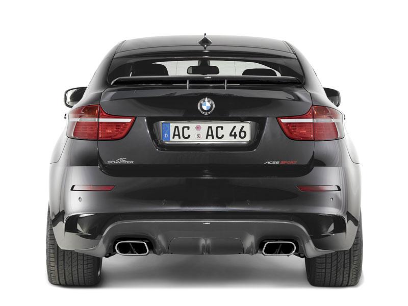 BMW X6 M: AC Schnitzer se zaměřil na design: - fotka 12