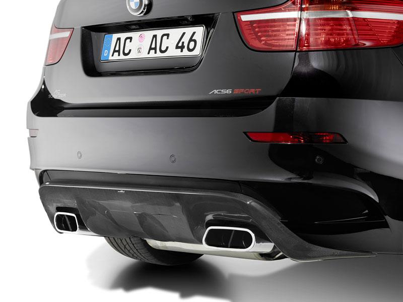 BMW X6 M: AC Schnitzer se zaměřil na design: - fotka 17